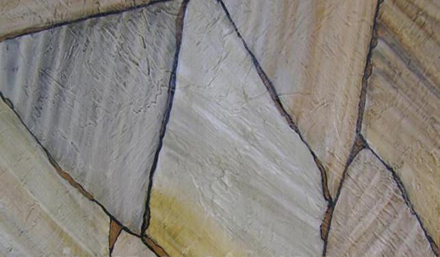 Fotos de pinturas – Imitação de pedras