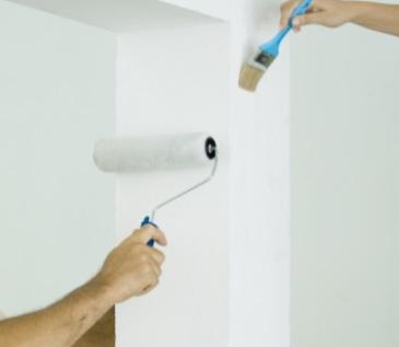 Como preparar paredes novas para pinturas como pintar uma - Pintura para pared lavable ...