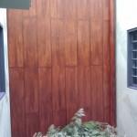 Imitação de madeira