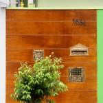 Imitação de madeira - textura