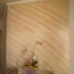Foto de pintura decorativa - feita por aluno