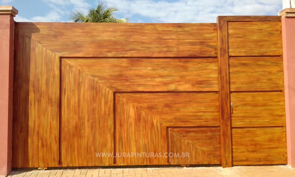 pintura-imitacao-de-madeira